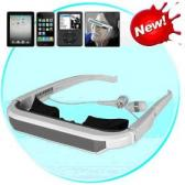 Koolertron New 60 Inch FLCOS Virtual Video Screen Glasses for iPhone iPad iPod